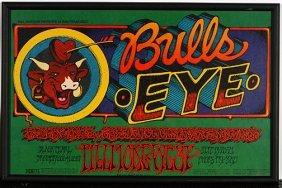 Rick Griffin. BG 137 Bulls Eye.