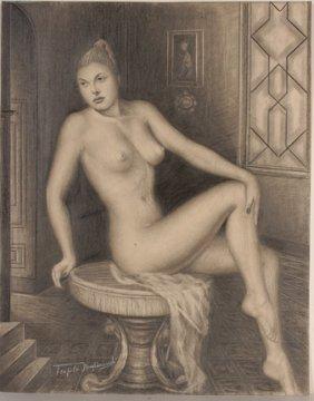 Teofilo Magliocchi. D Model.