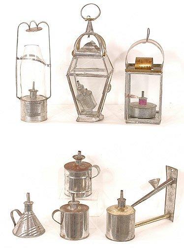 889: South American Lantern Sets.