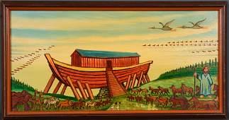 Jack Savitsky. Noah's Ark.