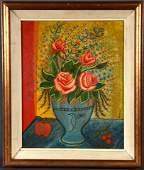Jack Savitsky. Roses.