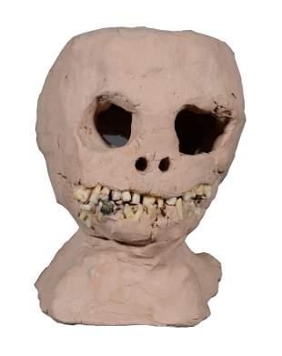 James Son Ford Thomas. Skull.