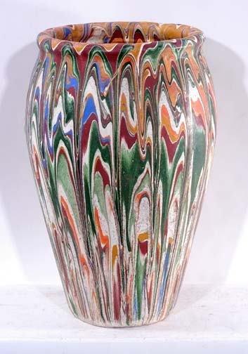 1: Southwestern Tourist Vase