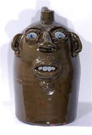 Jerry Brown Large Face Jug