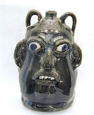 Chester Hewell Double Face Jug