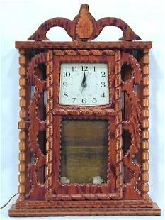 410: Howard Finster Clock