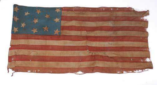 643: Small American War Flag