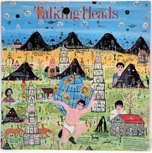 Howard Finster. Talking Heads Album.