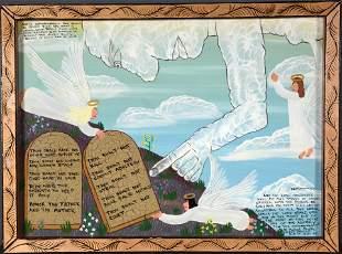 Michael Finster. Ten Commandments Are God's Law.