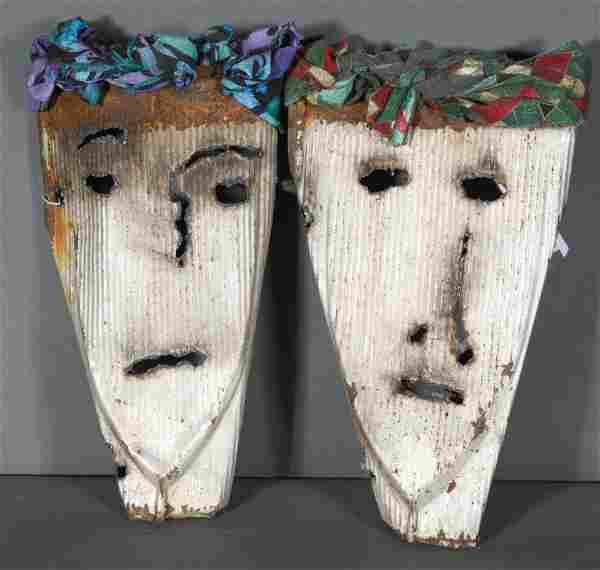 Charlie Lucas. Do Rag Masks.