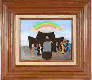 Annie Lucas. Noah's Ark.