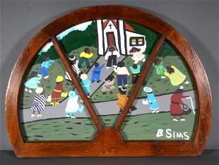 Bernice Sims. Going To Church.