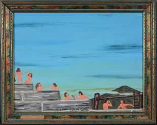 Victor Joseph Gatto. Hot Springs.