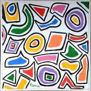 Sam Ezell. Abstract.