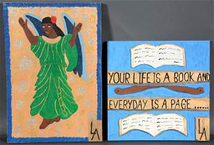 Leroy Almon. Angel & Life Is A Book.