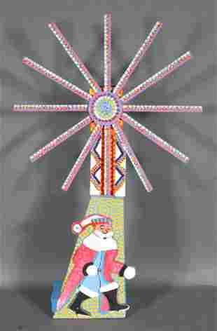 James Harold Jennings. Santa Under Star.