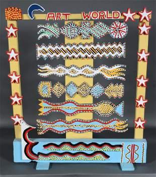 James Harold Jennings. Art World.
