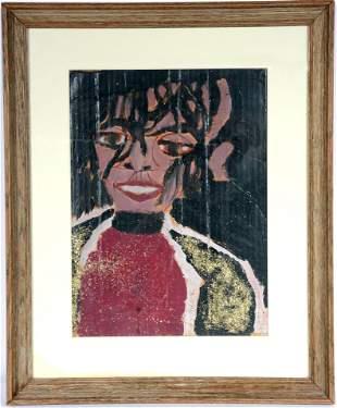 Artist Chuckie Williams. Michael.