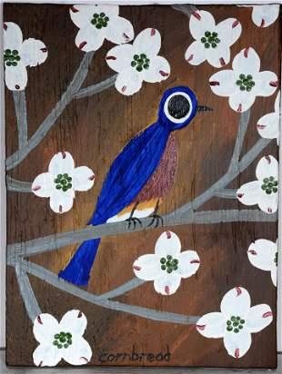 John Cornbread Anderson. Blue Bird.