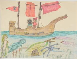 Creative G.C. DePrie. Christopher Columbus.