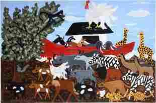 Barbara Wikle. Noah's Ark.