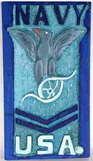 Jeff Williams. Navy, USA.