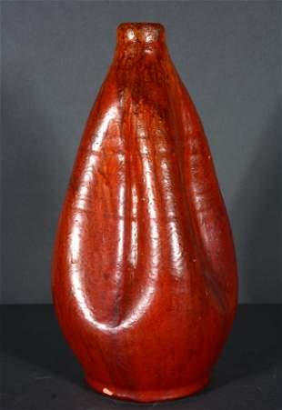 Cole Pottery. Mid Century Modern Vase.