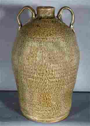 Chester Hewell. 5 Gallon Sorghum Jug.