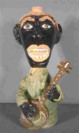 Albert Hodge. Music Man.