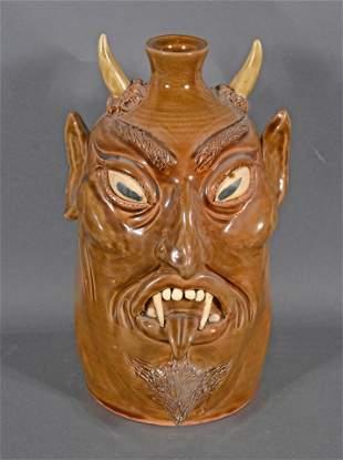 Wilford Dean. Devil Jug.