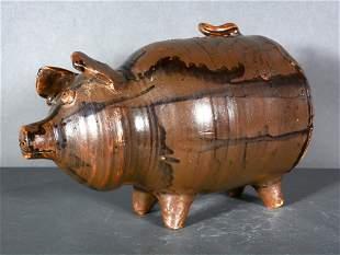 Eric Miller. Large Piggy Bank.