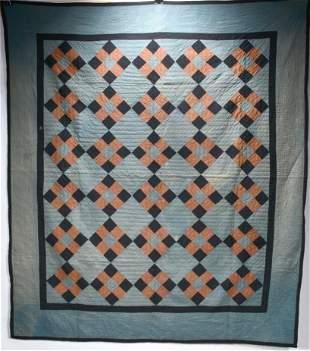 Checkerboard Quilt.