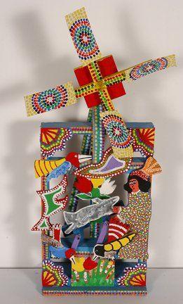 James Harold Jennings. Kinetic Windmill.