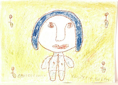 745: Giordano Gelli. Little Girl.