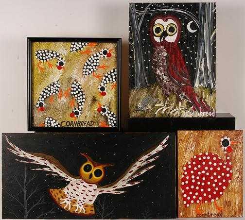 486 john cornbread anderson owls and hens