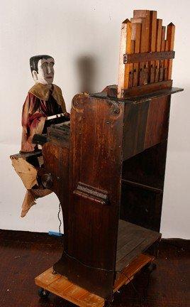744: Anonymous Mechanical Organ Player.