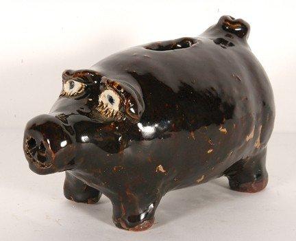 15: Marie Rogers Piggy Bank.