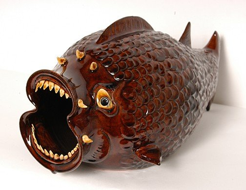 99: Roger Corn Horney Head Fish.