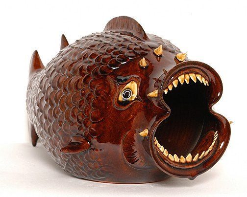 99: Roger Corn Horney Head Fish. - 2