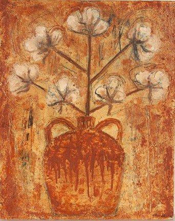 743: Steven Red Mud Chandler Cotton Plant.