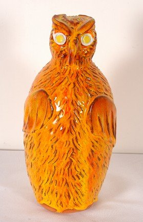 20: Mike Hanning. Yellow Owl.