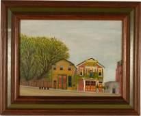 294: Vestie Davis. Old Firehouse Coney Island.