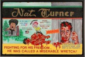 Mr. Ed Welch. Nat Turner.