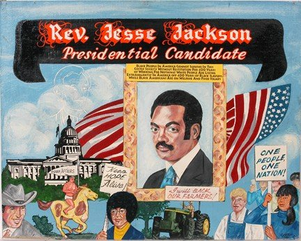 881: Mr. Ed Welch. Rev. Jesse Jackson.