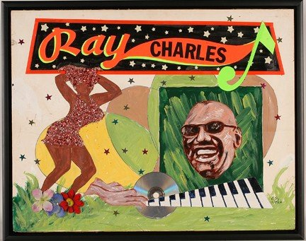 887: Mr. Ed Welch. Ray Charles.
