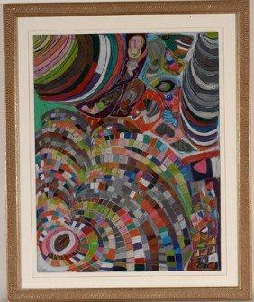 Sylvia Fragoso. Abstract.