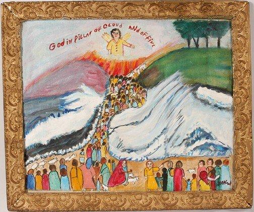 975: Myrtic West. God In Pillar Of Cloud & Fire.