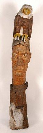 990: Indian Totem.