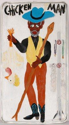 Alan St. James Boudreaux. Chicken Man.