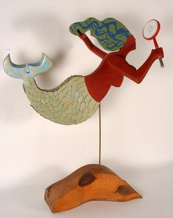 1020: Maurice MOE Spector. Mermaid.